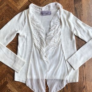 Anthropologie knit cardigan by Closet Romantic XS